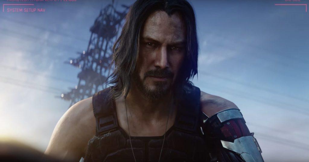 Keanu Reeves, Cyberpunk 2077'de bizlerle olacak.